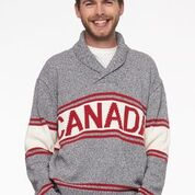 Canada Men's Sweater