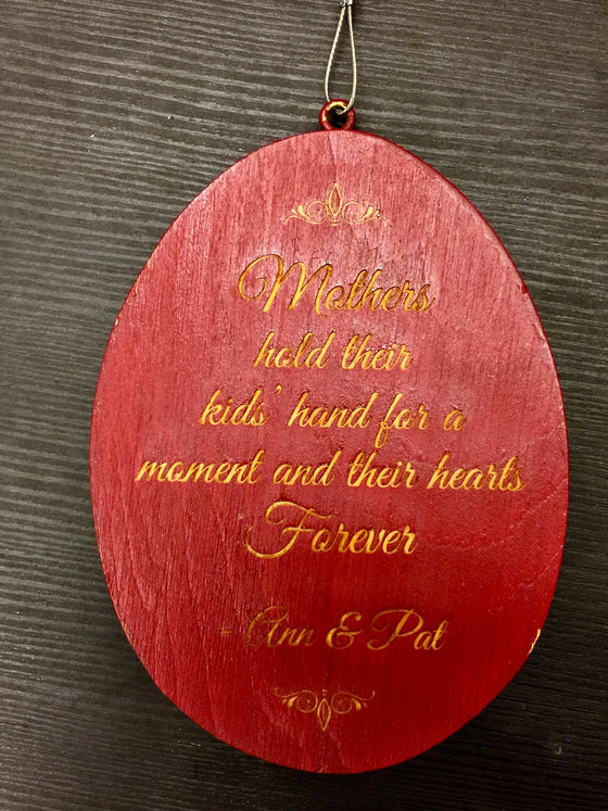 Wind Chime Engraving & Personalization