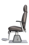 Reclinable ophthalmic chairs