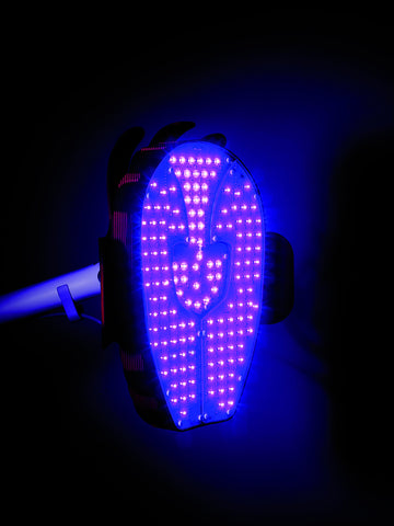 LED, phototherapy, acne treatment, anti aging, light therapy