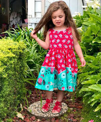 Little Miss Marmalade Girls Boutique Moxie Dress