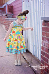 Wishful Wilder Dress by Little Miss Marmalade