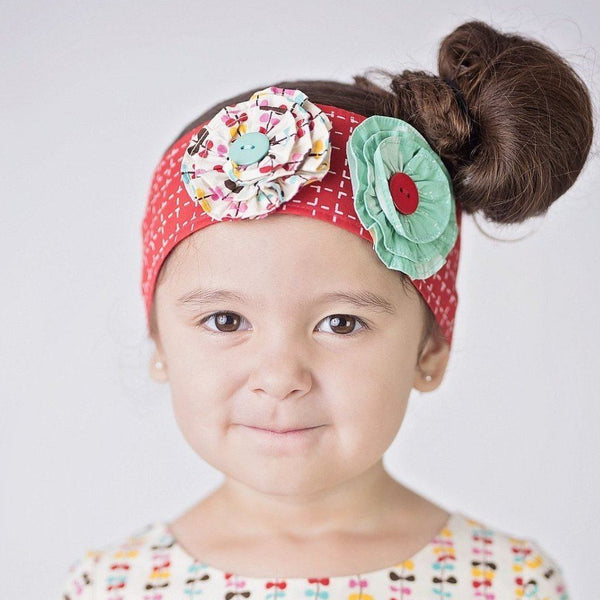 Go Fly a Kite Headband - Little Miss Marmalade