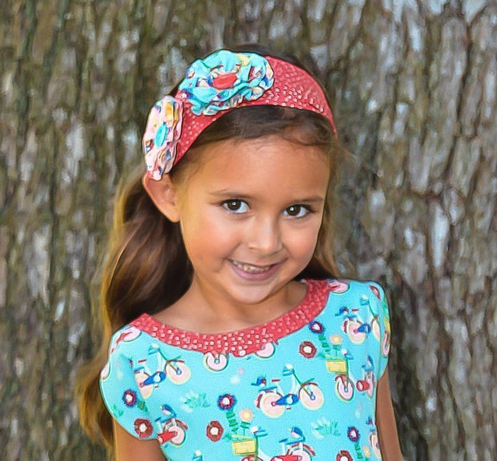 Girls Accessories - Joy Ride Headband/Sash