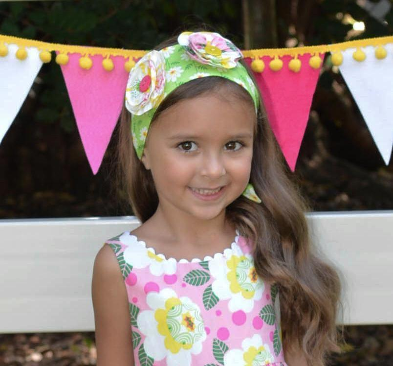 Girls Accessories - Unicornland  Headband/Sash