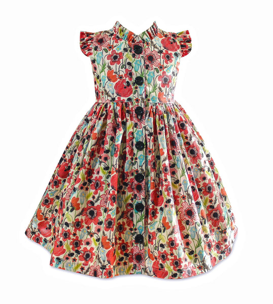 Bee Kind Glen Park Dress - Little Miss Marmalade