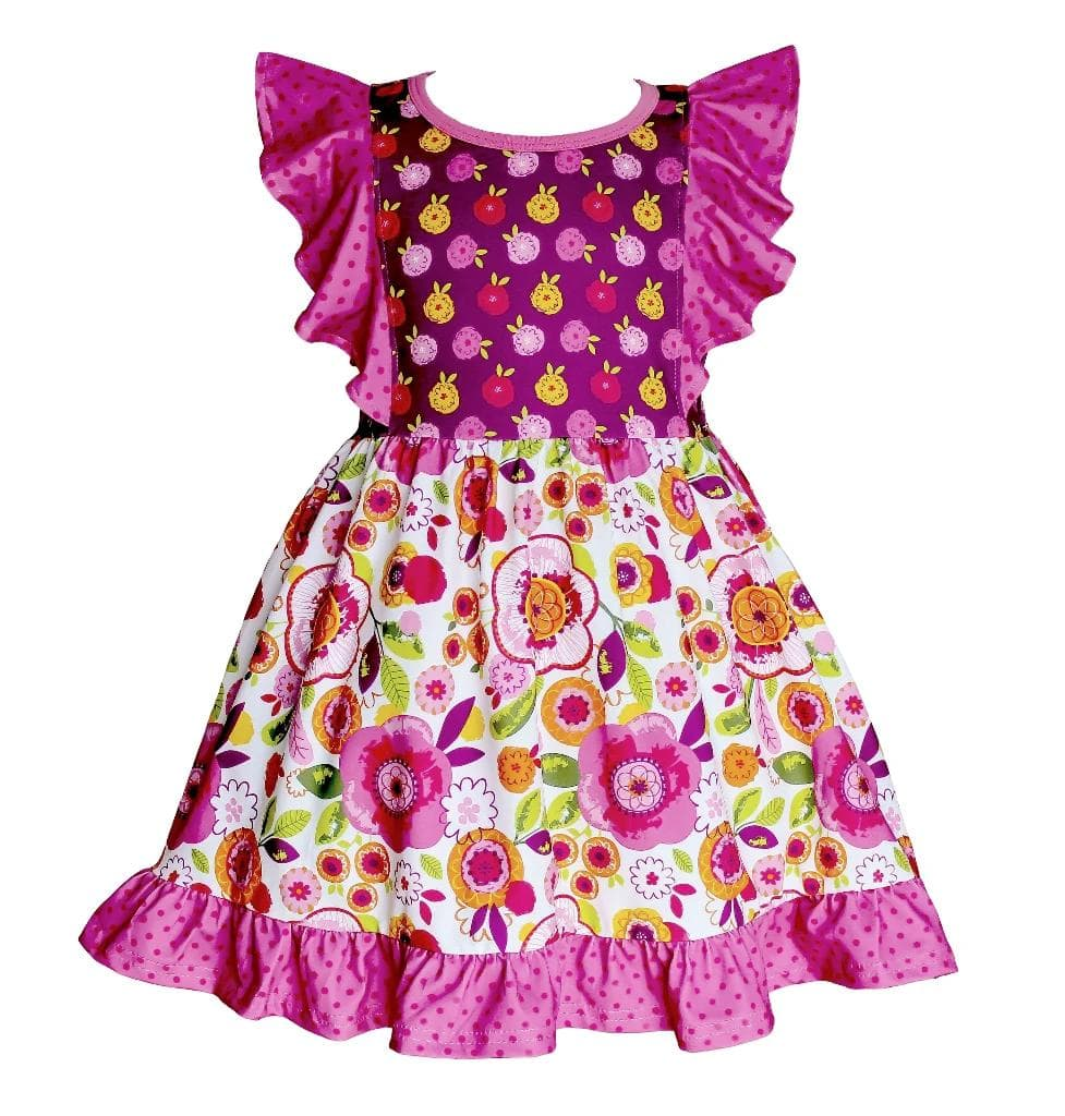 Bella Dilly Dress - Little Miss Marmalade