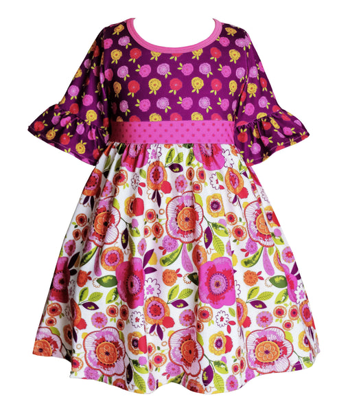 Bella Millie Dress - Little Miss Marmalade