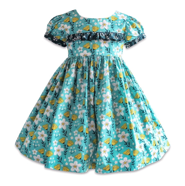 Blue Bird Hyde Street Dress