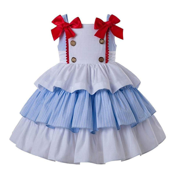 Fanfare Dress - Little Miss Marmalade