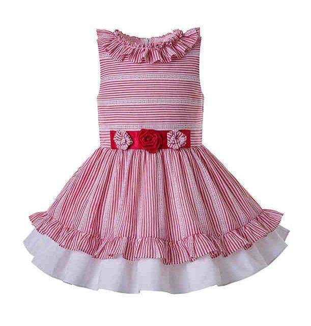 Fireworks Summer Dress - Little Miss Marmalade