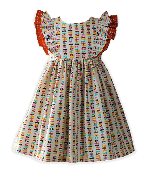Go Fly a Kite Minnie Pinnie Dress - Little Miss Marmalade