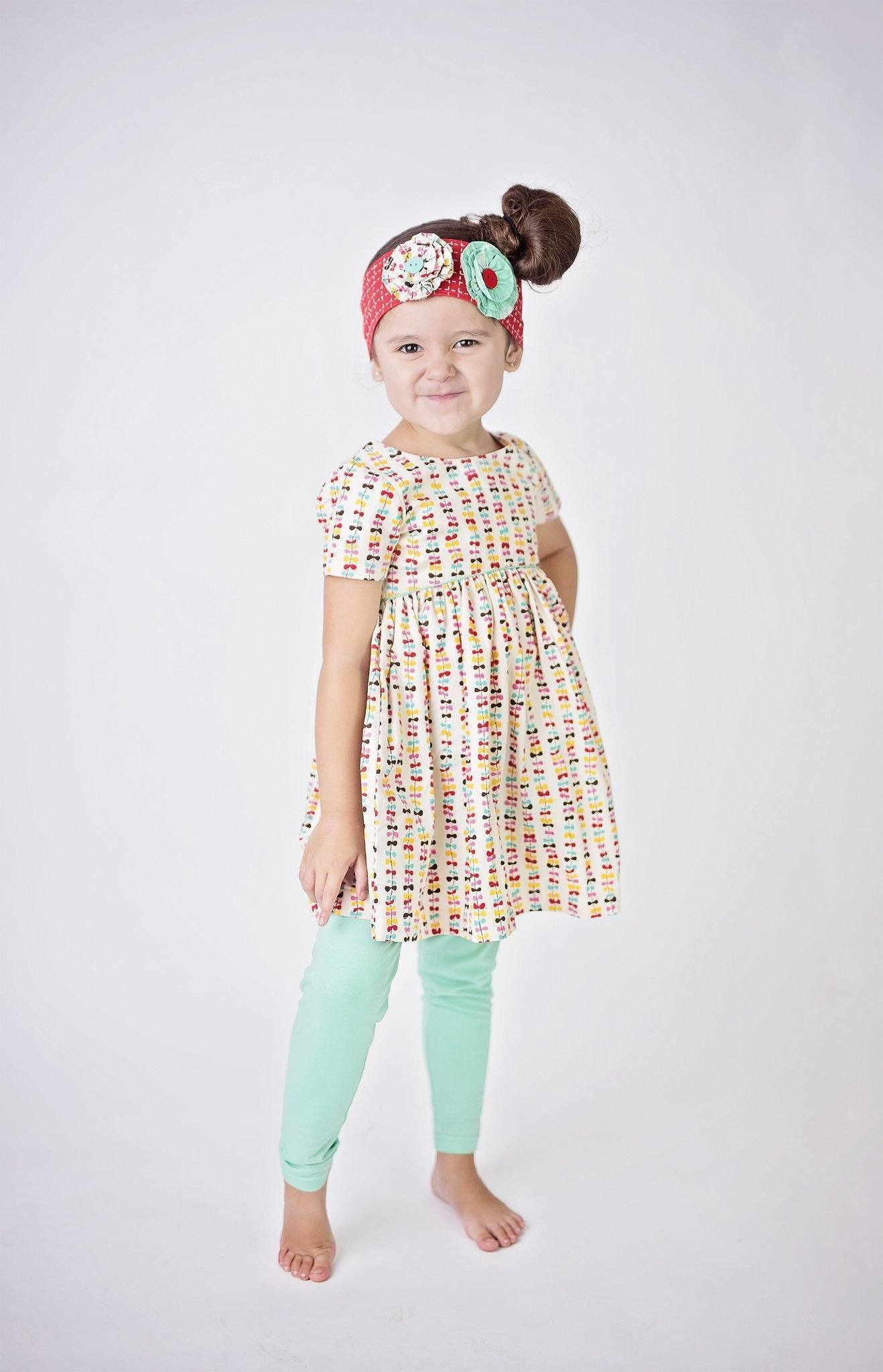 Go Fly A Kite Vintage Beehive Dress Little Miss Marmalade