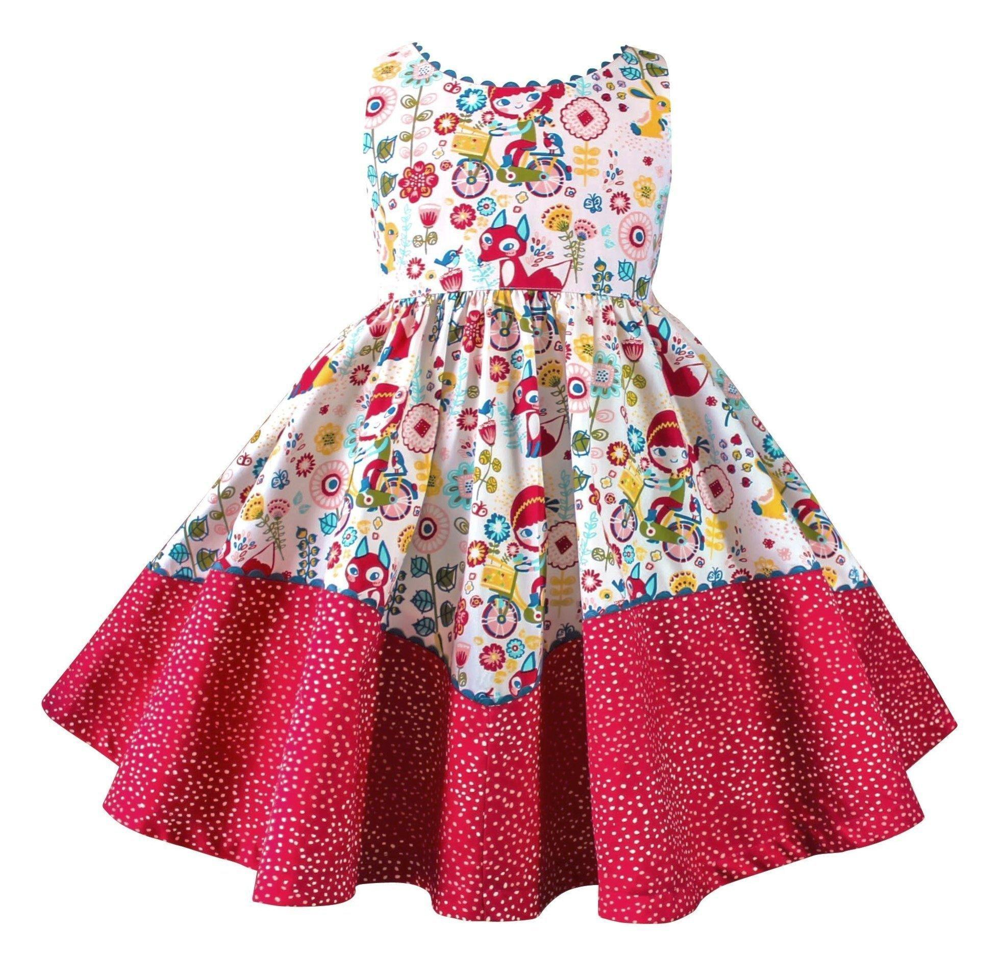 7b3772f9fed Shop for Girls Boutique Dresses at Little Miss Marmalade  1940s ...