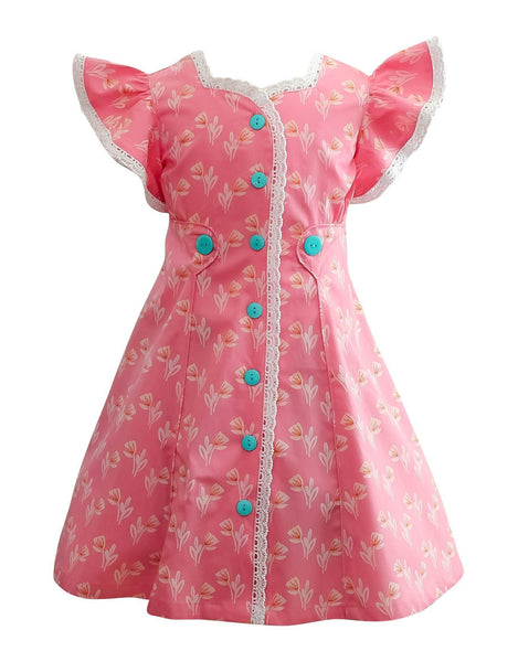 Girls Dress - LillyBelle 1940's Nob Hill Dress