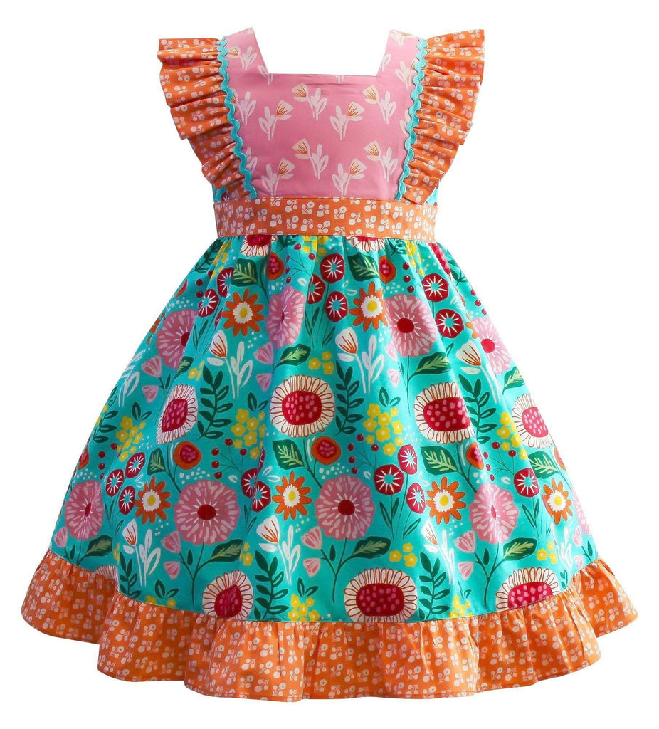 Girls Dress - LillyBelle Edith Dress