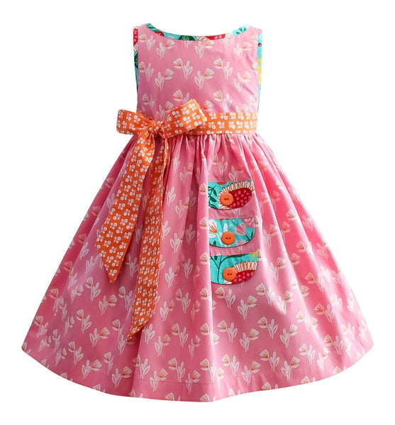 LillyBelle Maiden Lane Dress - Little Miss Marmalade