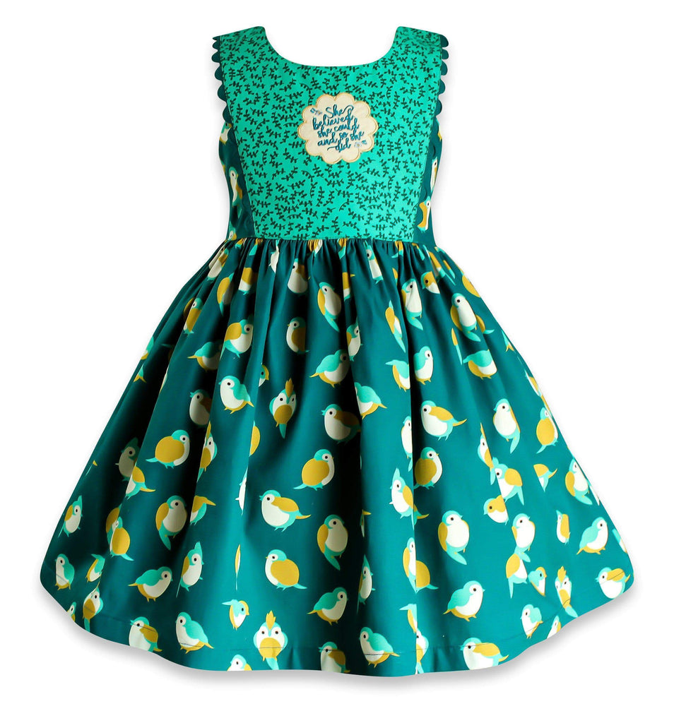 Meadow Larkin St Dress - Little Miss Marmalade