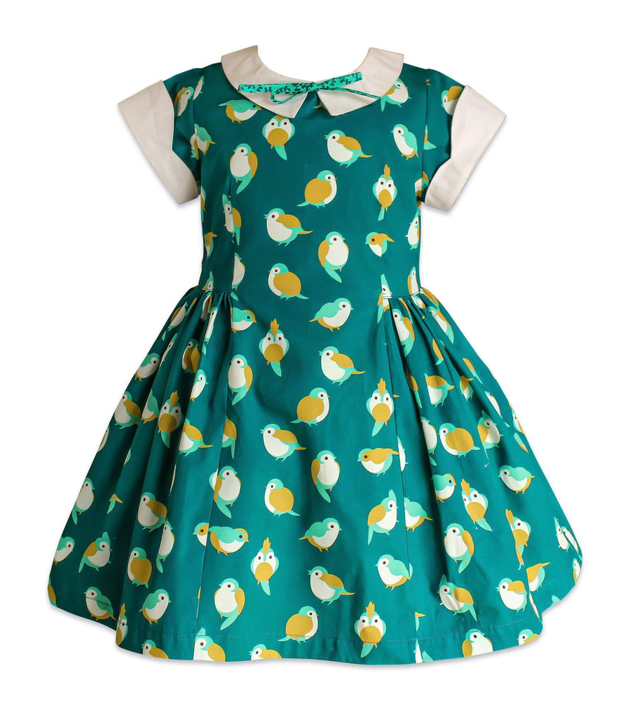 Meadow Lolly Sparrow Dress - Little Miss Marmalade