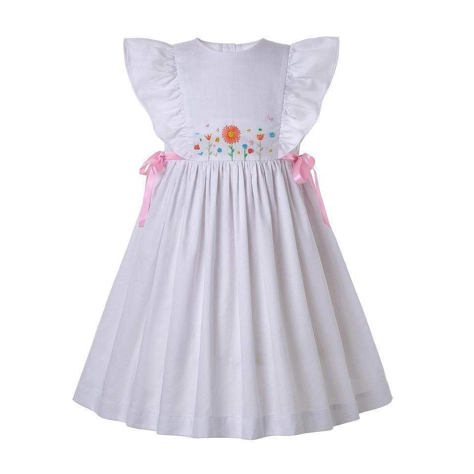 Minnie Pinnie Tea Dress - Little Miss Marmalade