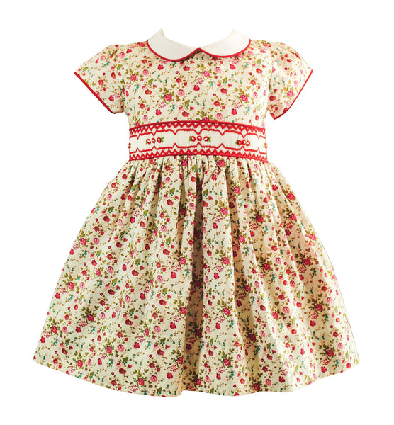 Ruby Rose Vintage Dress - Little Miss Marmalade