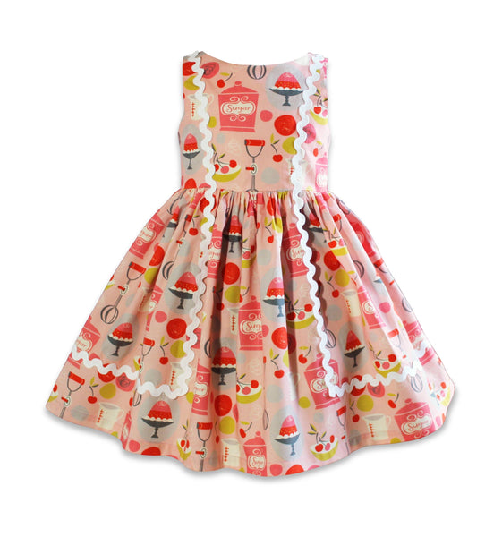 The Little BakeShop Bailey Dress - Little Miss Marmalade