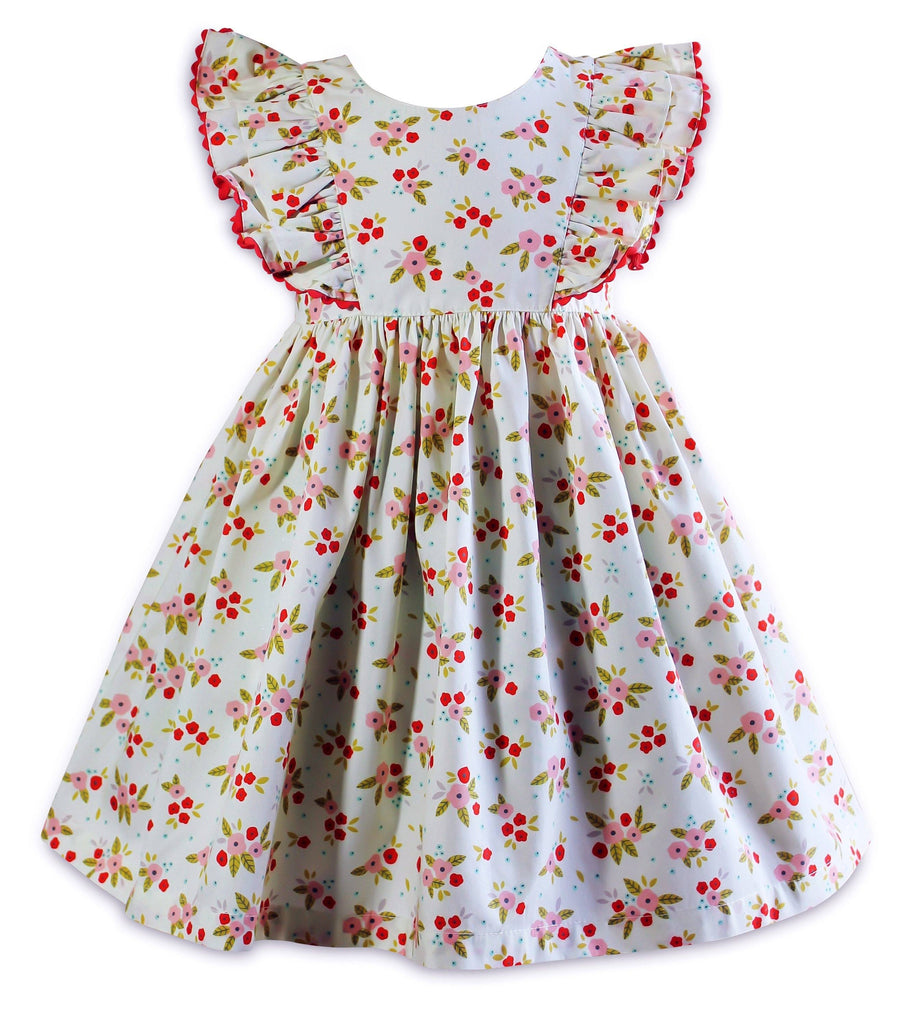 The Little BakeShop Minnie Pinnie Dress - Little Miss Marmalade