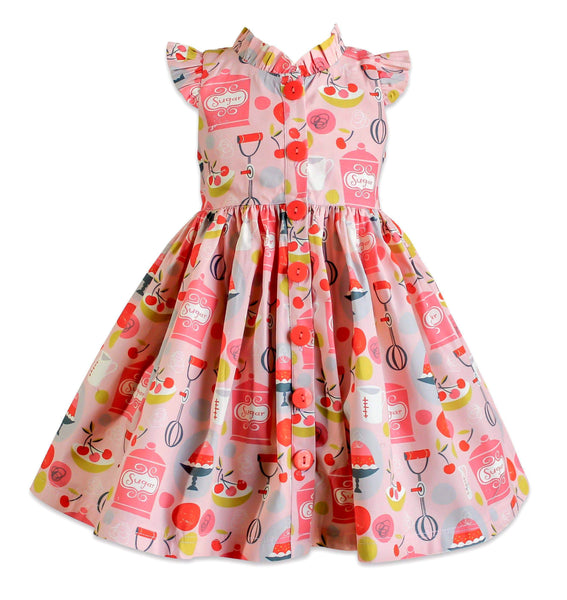 The Little BakeShop Vintage Glen Park Dress - Little Miss Marmalade