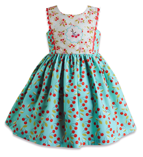 The Little BakeShop Vintage Larkin Street Dress - Little Miss Marmalade