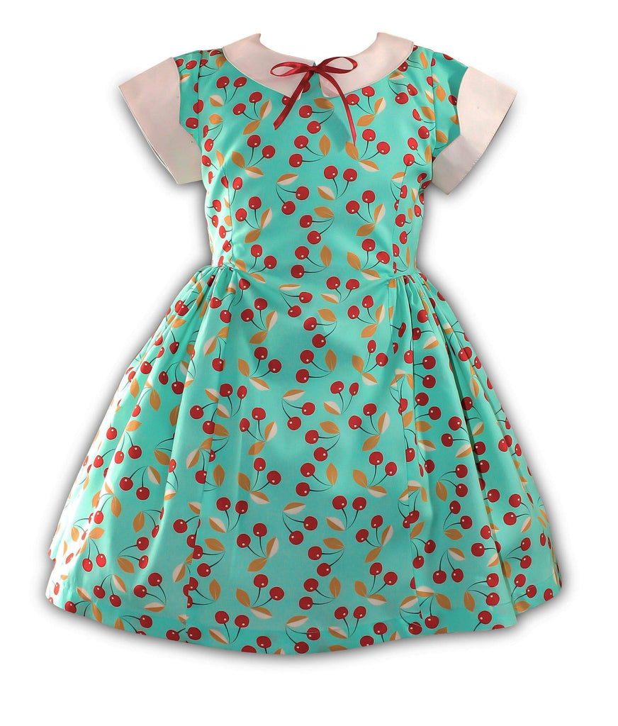 The Little BakeShop Vintage Lolly Dress - Little Miss Marmalade