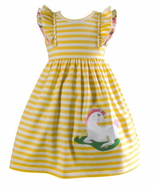 Girls Dress - Unicornland Soho Knit Dress
