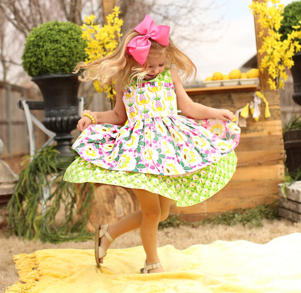 Girls Dress - Unicornland Wilder Dress