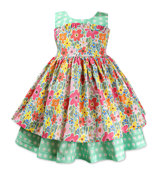Vintage Garden Wilder Dress - Little Miss Marmalade