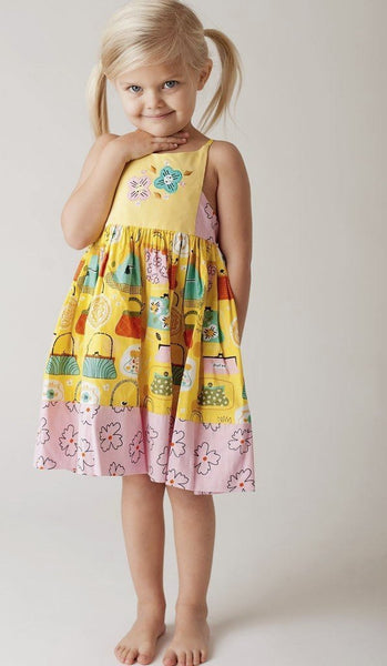 Girls Dress - Wishful Tea Party Dress