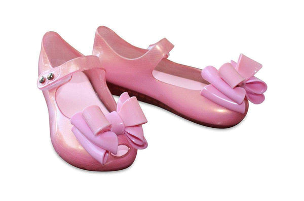 Jelly Mary Jane Shoes Blush Pink - Little Miss Marmalade