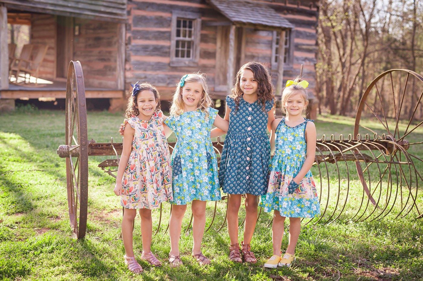 Children's Spring Dresses