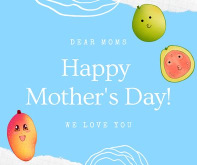 🌸 Happy Mother's Day! + what's in season
