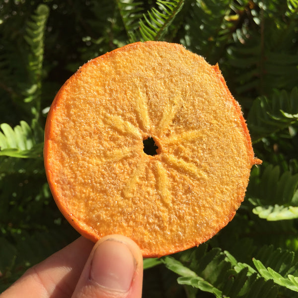 Freeze Dried Persimmon