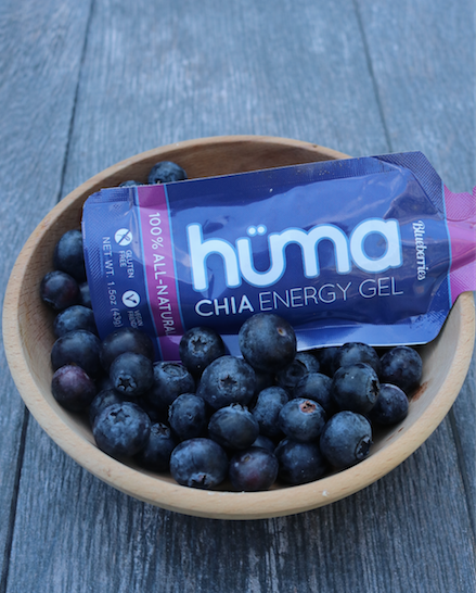 Blueberry Huma Gel
