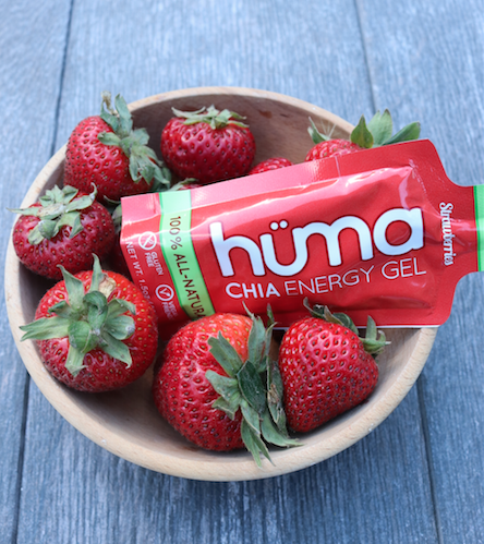 Strawberry Huma Gel