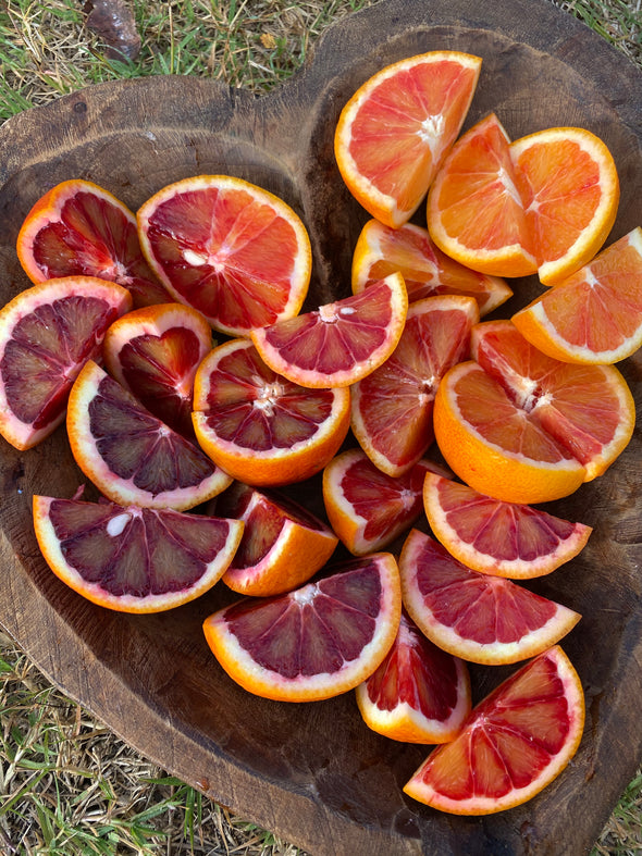 Blood Orange Box