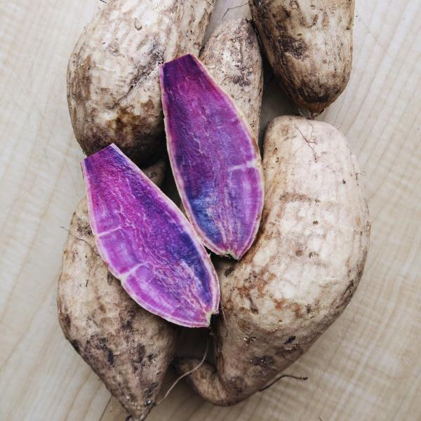 Hawaiian Purple Sweet Potato Box