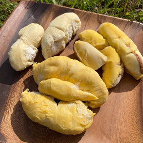 Durian Variety Pack - 3 Trays (Musang King, D24, & Puyat)