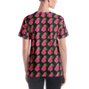 Red Dragonfruit Repeat T-shirt