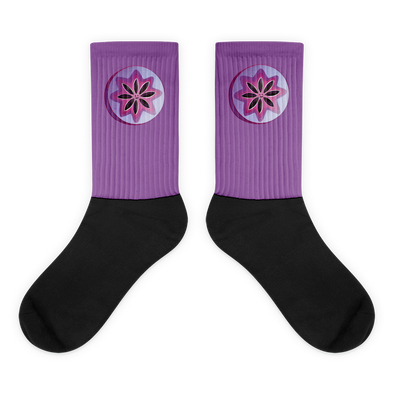 Star Apple Socks