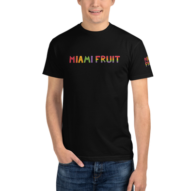 Miami Fruit Sustainable Organic T-Shirt