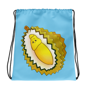 Durian Drawstring bag