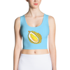 Durian Dreams Crop Top