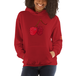 Lychee Hooded Sweatshirt *Multiple Colors*