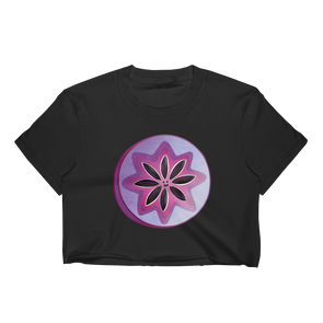 Star Apple Crop Top